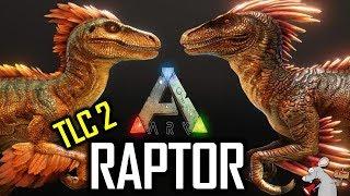 ARK SURVIVAL EVOLVED TLC UPDATE 2 - RAPTOR IMPROVEMENTS - MIGRATION 2 - ARK NEWS