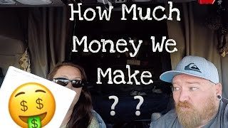 HOW MUCH MONEY WE MAKE EXPEDITING | Expediter Team