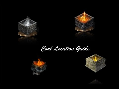 Dark Souls III All Coal Locations Guide