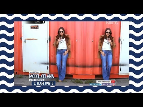 I LOOK - Fashion Tips Model Celana Untuk Tubuh Kurus