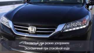 Тест-драйв Accord 2013 от Honda Mafia