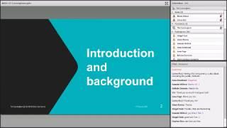 Open University H818 Online Conference Feb 2020
