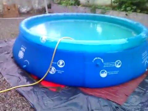 Rafa Motos Piscina Mor Splash Fun 3 60m X 76cm 6700