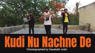 Kudi Nu Nachne De: Angrezi Medium | Vishal | Sachin-Jigar | Kstudio