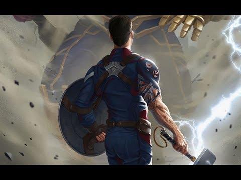 《复联4》百科:13个举起过雷神锤的狠人,美队看完惊呆了