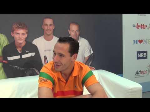 Interview Michael Llodra