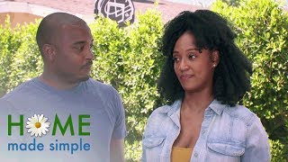 First Look: Backyard Oasis for Busy Mom | Home Made Simple | Oprah Winfrey Network