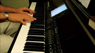 trusting jesus that is all piano instrumental hymn