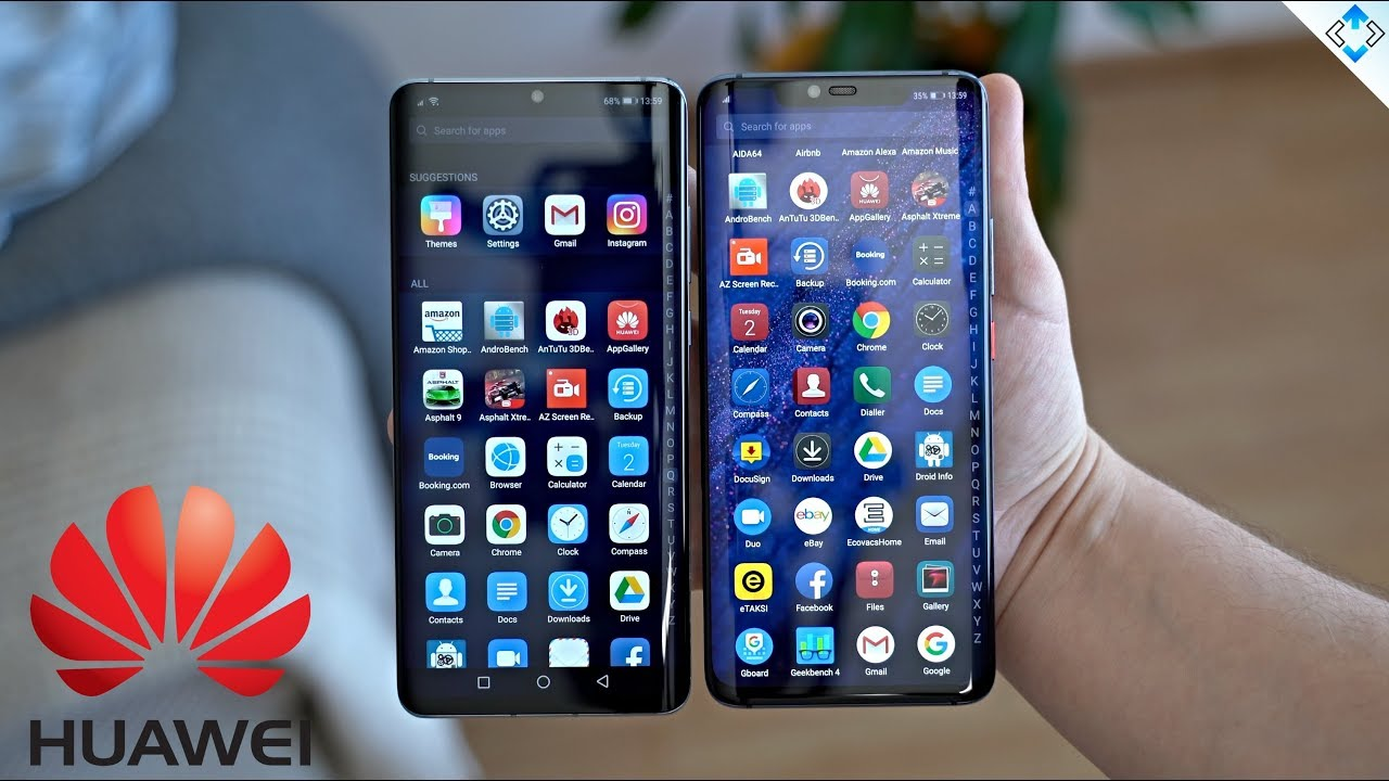 Huawei P30 Pro vs Huawei Mate 20 Pro - Which Huawei Is Best For You?
