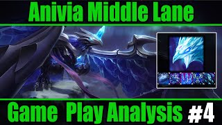(VERY Detailed) Game Play Analysis #3 - Anivia Middle Lane