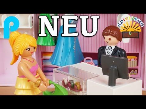 EDELE Mode Boutique 6862 - Playmobil MEGA SHOPPING Haus Geschäft Kleid Film Geschichte Mitnehmen