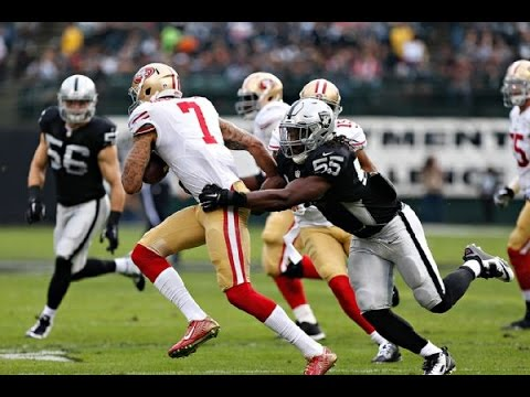 Sio Moore Traded To Colts Oakland Raiders Mistake