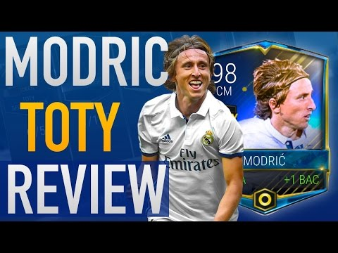 FIFA Mobile – MODRIC TOTY – Review (Romania)