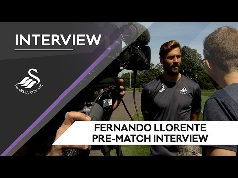 Swans TV - Pre-match: Fernando Llorente on Hull City