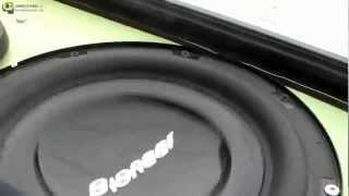 видео Установка сабвуфера в ваз 2106 своими руками
