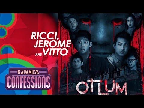 Kapamilya Confessions with Ricci Rivero