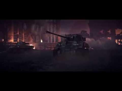 Легион-Танки рвутся в ад (World of Tanks)