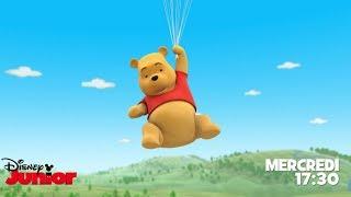Docteur la Peluche : Un voyage au pays de Winnie - Mercredi 27 septembre à 17h30 sur Disney Junior !