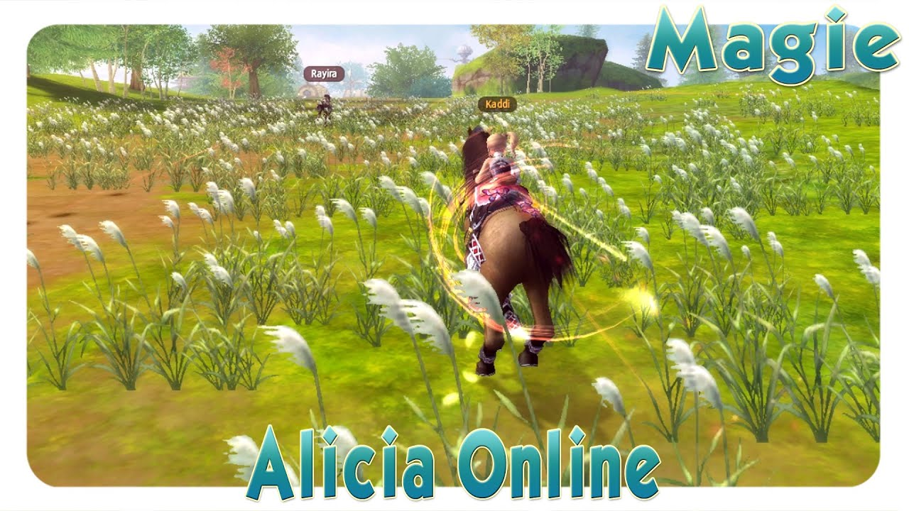Alicia Online Deutsch