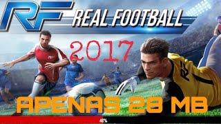 REAL FOOTBALL 2017 - NOVO JOGO DA GAMELOFT GAMEPLAY+DOWNLOAD (ANDROID E IOS)
