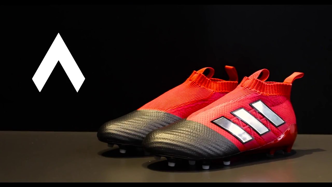 size 40 48b8e 4b8ee UNBOXING TOP4 Replica FOOTBALL Adidas ACE17+ PureControl Soccer Boots