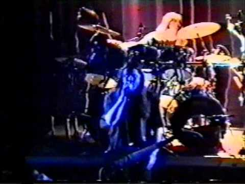 Cemetary live in Austria '93 Part I