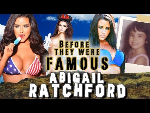 ABIGAIL RATCHFORD  Before They Were Famous