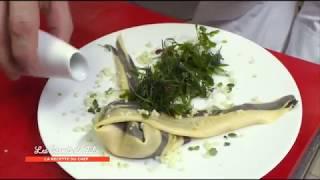 Recette : Raviole à l'anguille de Thierry Marx - Les Carnets de Julie - Raviolis à la carte !