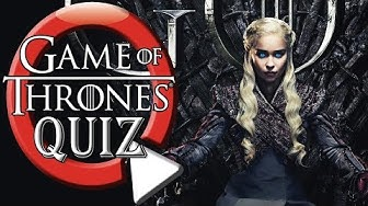 Best of Game of Thrones Quiz