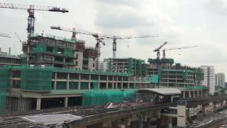 Singapore, Sengkang General and Community Hospitals as of August 2016 (view)
