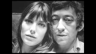 Serge Gainsbourg & Jane Birkin JE T
