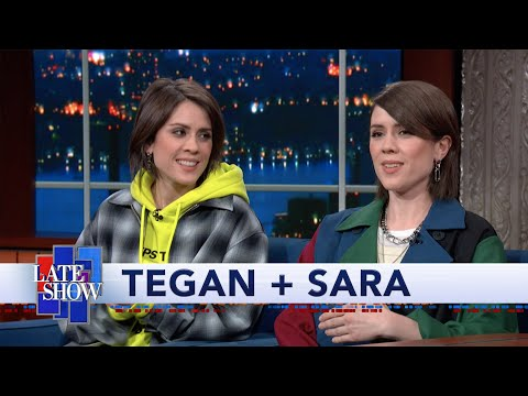 "Tegan and Sara - Discuss New Memoir & Perform ""I'll Be Back Someday"""