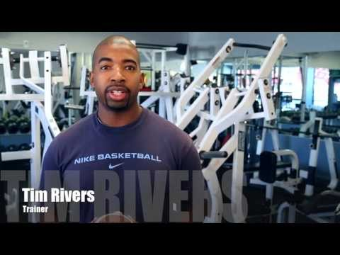 Tim Rivers Trainer Bio