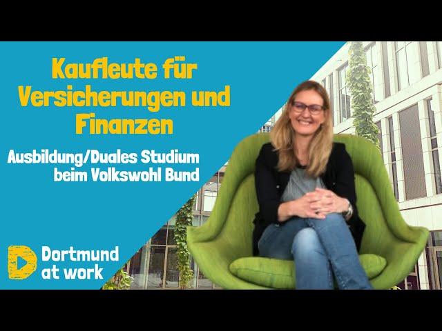 Ausbildung/Duales Studium Kaufleute für Versicherung und Finanzen beim Volkswohl Bund