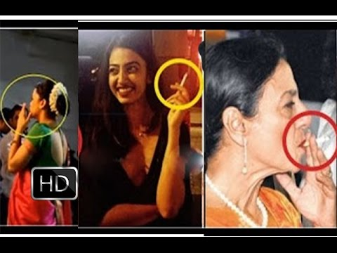Gorgeous Actresses Who Smoke in Real Life | Entertainment