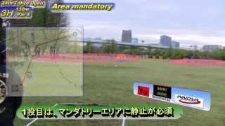 2013 Tokyo Open DiscGolf Tournament(JPN)