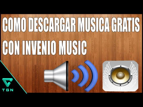 ✚ Como Descargar  Musica Gratis con Invenio Music | EvPc Tutoriales