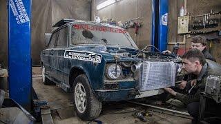 Drag-Racing turbo корч на базе ВАЗ-2106. Блог о подготовки злых жигулей