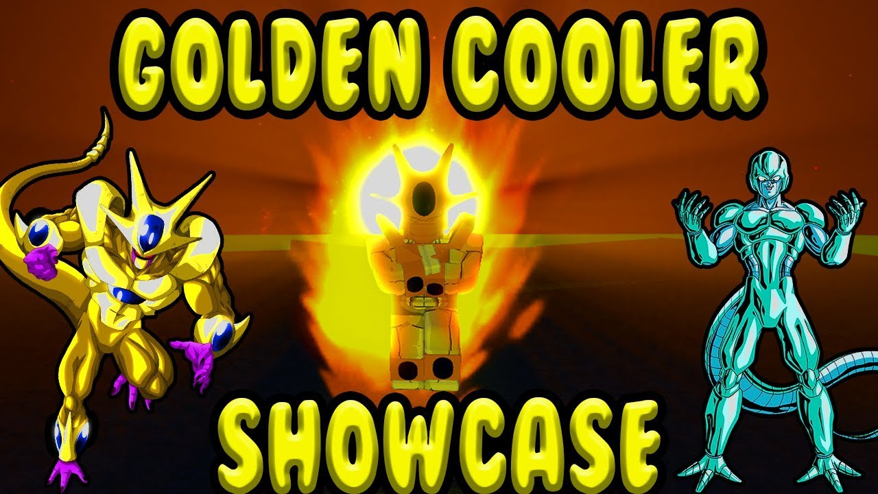NEW GOLDEN COOLER FORM SHOWCASE! | Dragon Ball Final Stand