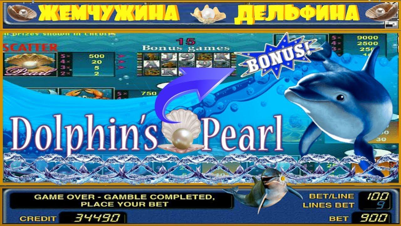 автомат дельфин