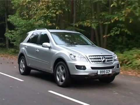 Mercedes-Benz M-Class 4x4 - What Car?