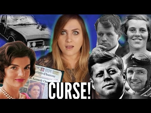 THE KENNEDY FAMILY CURSE!