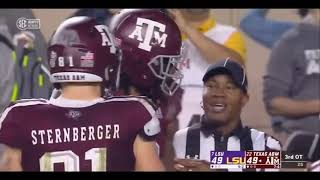 How is this possible?  Texas A&M vs LSU 2018