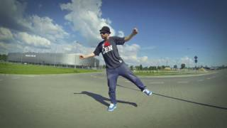 Pitzo Freestyle Popping at Lublin Arena