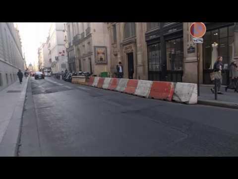 Street Traffic Paris
