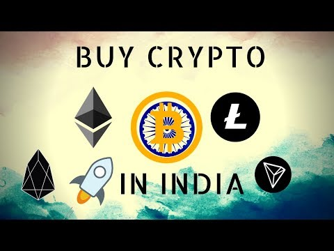Buying Crypto Currencies In India | BITCOIN ETHEREUM RIPPLE ADA! 2019