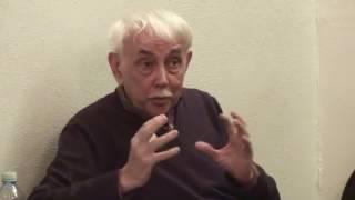 Аркадий Ровнер лекция Жертва и обновление 14 марта 2015 www.silagolosam.com