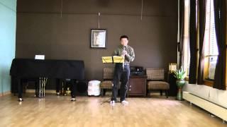 Oboe Barret Etude No.19