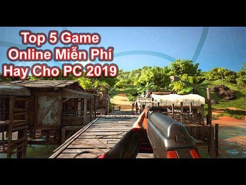 Top 5 Game Online Miễn Phí Hay Cho PC 2019 (Có Link )