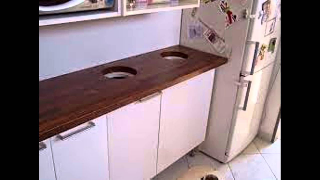 kitchen cupboard bin youtube. Black Bedroom Furniture Sets. Home Design Ideas
